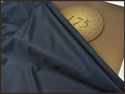 DORMEUIL 175TH ANNIVERSARY SUPER 200's AND VICUNA