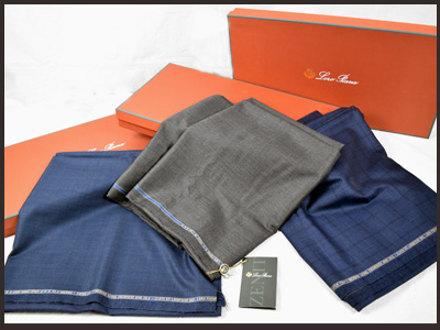 Loro Piana ZENIT SUPER 200's WOOL&SILK